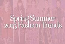 Spring Summer 2015 Fashion Trends / by LOOK Magazine - High Street Fashion, Celebrity Style, Hairstyles and Beauty