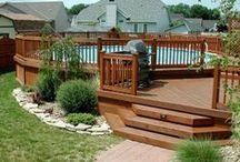 Decks & Pool