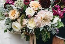bouquets & bouts {weddings}