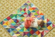 Baby quilts / Modern baby quilts / by Amy Blanchard