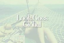 Look Goes Global / Look at some of the fab entries from our Instagram competition #LookGoesGlobal / by LOOK Magazine - High Street Fashion, Celebrity Style, Hairstyles and Beauty