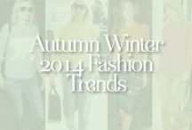 Autumn Winter 2014 Fashion Trends / by LOOK Magazine - High Street Fashion, Celebrity Style, Hairstyles and Beauty