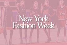 New York Fashion Week / Delve inside New York Fashion Week Spring/Summer 2015 - all the latest from the Look fashion and beauty team  / by LOOK Magazine - High Street Fashion, Celebrity Style, Hairstyles and Beauty