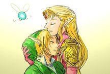 ZELDA / Link Zelda you know