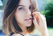 Lob Inspiration / The lob, or long bob, is one of the hottest cuts about. Get your cut inspo here!