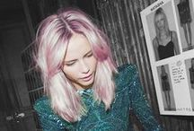 Pastel Hair / by LOOK Magazine - High Street Fashion, Celebrity Style, Hairstyles and Beauty