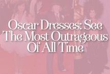 Oscars Dresses: See The Most Outrageous Of All Time... / by LOOK Magazine - High Street Fashion, Celebrity Style, Hairstyles and Beauty