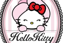 Hello Kitty  / Who doesn't love Hello Kitty? / by Heather S