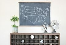 paint and decor / by Nikki Grandy