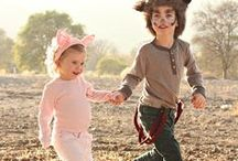 Halloween // Cute Costumes & Decor / Cute costumes for kids and adults. Halloween decorations and more.