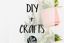 DIY // Crafts & Projects / Do it yourself crafts, home decor, and projects.