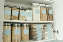 Organization // Ideas & Tips / Great organization ideas and tips.