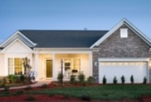 One Level Living / Lennar floor plan in Virginia that are single level living located in our Active Adult communities. / by Lennar Virginia