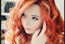 Hair  / by Jessica Craig-Davy