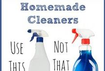 Cleaning, Organizing and Other Household Tips & Tricks