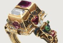 Vintage Rings / Beautiful rings from different decades & designers.