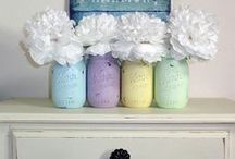 Easter // Decorations & Ideas / Easter treats, decorations, and more.