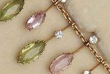 Antique Suffragette Jewellery