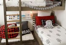 Boy's Room // Bedroom Decor / Boy's bedroom ideas and decor inspiration.