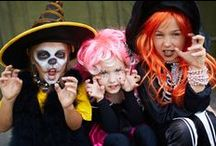 Happy Halloween! / Costume ideas, recipes, entertaining tips and more for a very happy Halloween!