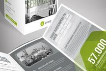 Brochure Leaflets Design