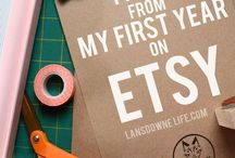 Etsy / by Ashley Comeaux-Foret