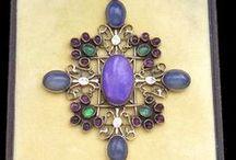 Antique Amethyst Jewellery