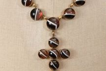 Antique Agate Jewellery