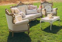 Shabby Chic Staging