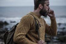 Knitwear Menswear / Knitted stuff I like :)