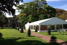 Marquees for Events / Event Marquees in Scotland and the UK