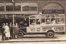 Food Truck : history