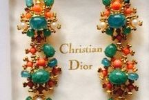 Vintage Christian Dior 1950s - 1970s Jewellery