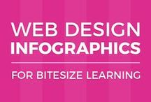 Web Design Infographics / Infographics and statistics regarding web design and development. Some will provide insights into the processes of other web companies, others will contain web-related statistics or explanations of technical terms.