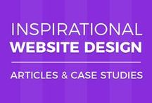Web Design Articles, Case Studies & Inspiring Stories / A collection of web design articles, inspirational case studies, stories and reflections from web designers and developers around the world.