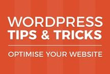 WordPress website optimisation & enhancements / Take your business website to the next level with these fab resources. Whether you want to learn how to speed up your website, protect your content with terms and conditions or add functonality with WordPress plugins, you'll find something here to inspire you.