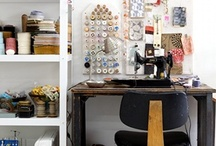 Creative Spaces / by Eleanor Rose Kissick