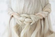 Twirl it, Pin it, Braid it / A board all about hair! Hairdos, hair cuts, and other hair tips.