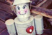 I Heart Recycling/Upcycling