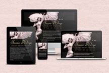 Web design / by Marie Guillaumet