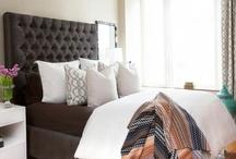 Bedrooms / by Mollye Spaulding