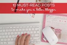 Blogging etc / Tips from the experts to help make our blogs, bigger, better, more awesome than ever. / by Elisa Bieg