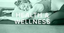 HEALTH + WELLNESS / A board that's all about helping you live a healthier lifestyle. You'll find plenty of tips, ideas, advice and inspiration that will make living a healthy life easy.