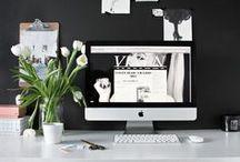 office + studio. / by Brandy Swope