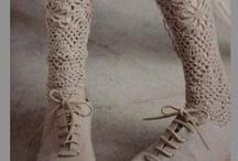 knit and crochet...to wear / by Elisabeth Birk-Woerz