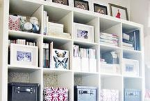 Home: Office / by Tricia Cranston