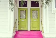 Doors / Doors  / by Gail Olds