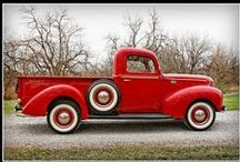 Automobiles, Vehicles, Transportation / Cars, Truck, Motorcycles......transportation / by Gail Olds