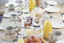 Let's do brunch / I love brunch. It is the most low-key, of meals, the most relaxing of celebrations. Let's do brunch!
