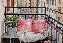 #balcony / by Susan Stratton